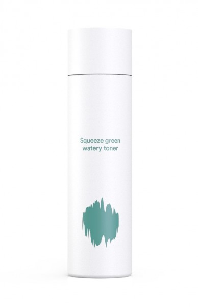 Enature Squeeze Green Watery Toner